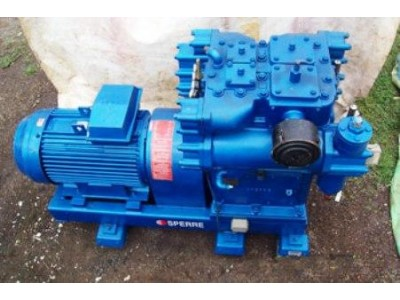 Main Air compressor