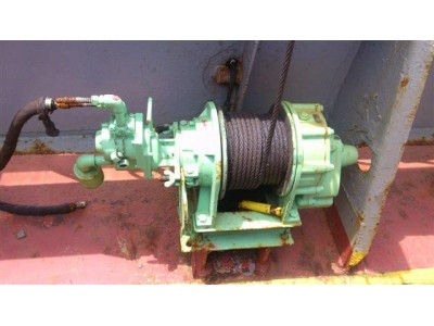 Hydraulic and Electric Winches