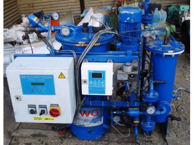 Oily  Water Separator